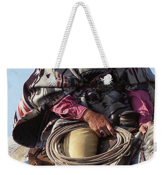 Southwest Reata 2  Weekender Tote Bag