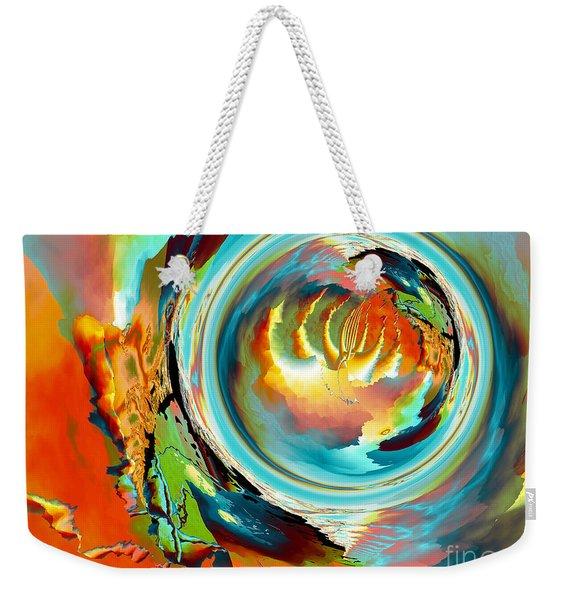 Southwestern Dream Weekender Tote Bag