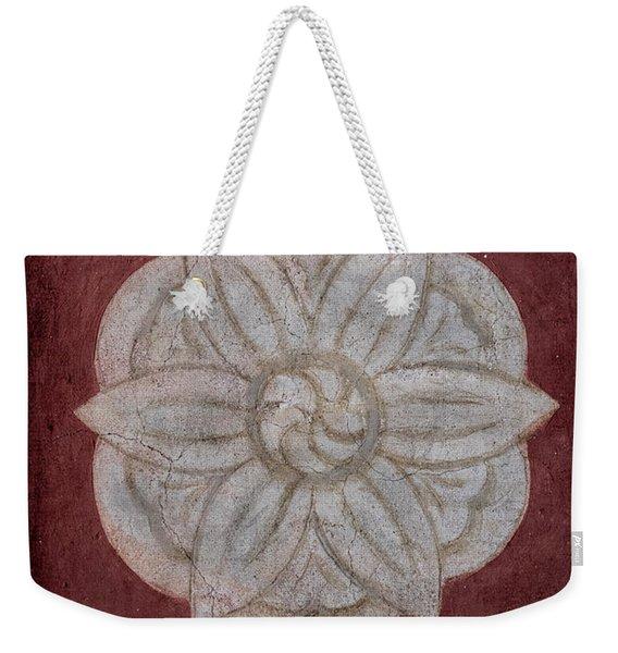 Southwestern Floral Medallion Weekender Tote Bag