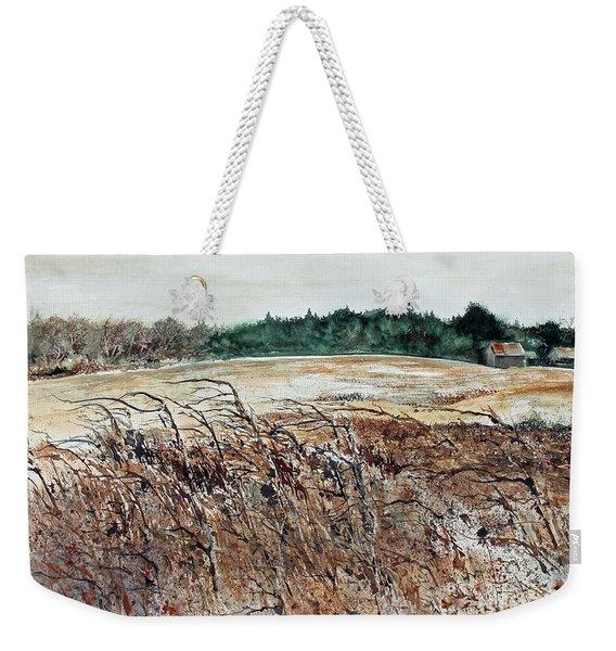 Southwind Weekender Tote Bag