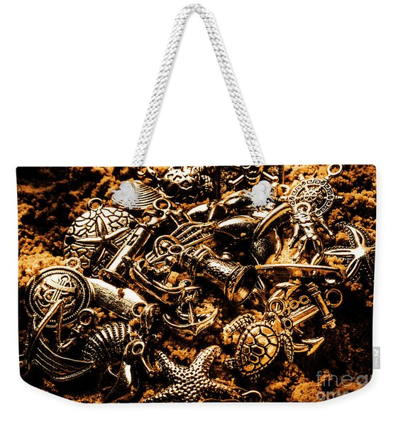 Souvenirs From Sandy Sea Tours Weekender Tote Bag