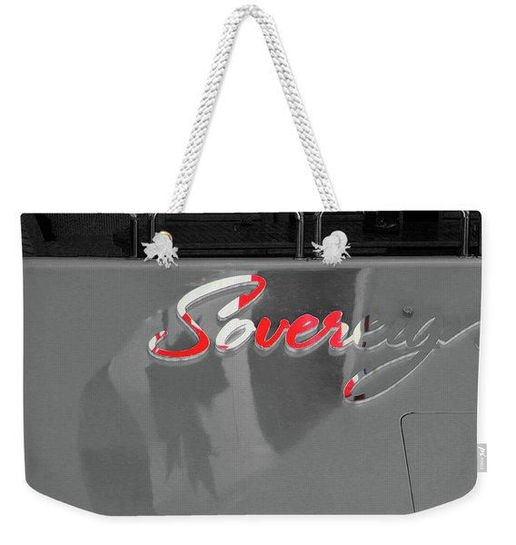 Sovereign Celebration Weekender Tote Bag