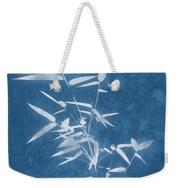 Spa Bamboo 3- Art By Linda Woods Weekender Tote Bag