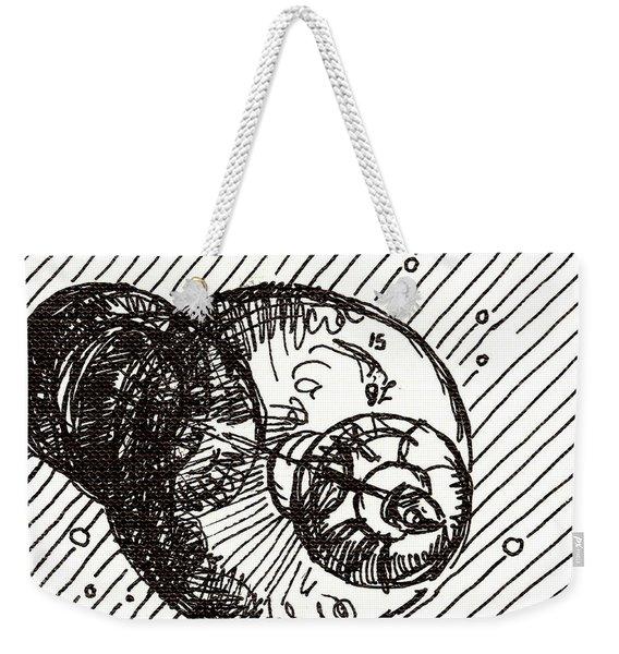 Space 1 2015 - Aceo Weekender Tote Bag
