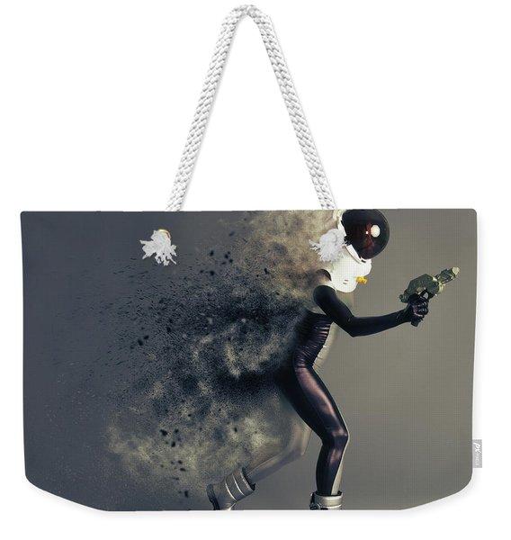 Space Cadet Weekender Tote Bag
