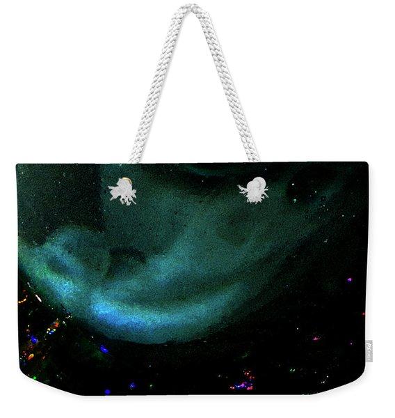 Unknown Universe Weekender Tote Bag