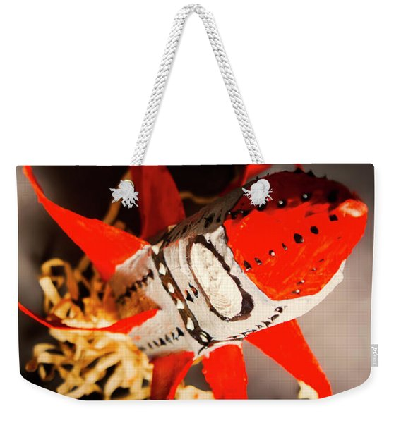 Space Launch To Seek And Discover Weekender Tote Bag