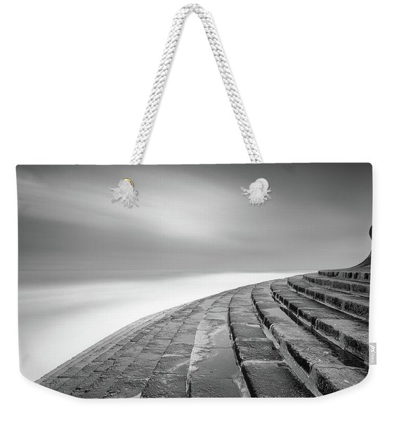 Space Ship  Weekender Tote Bag