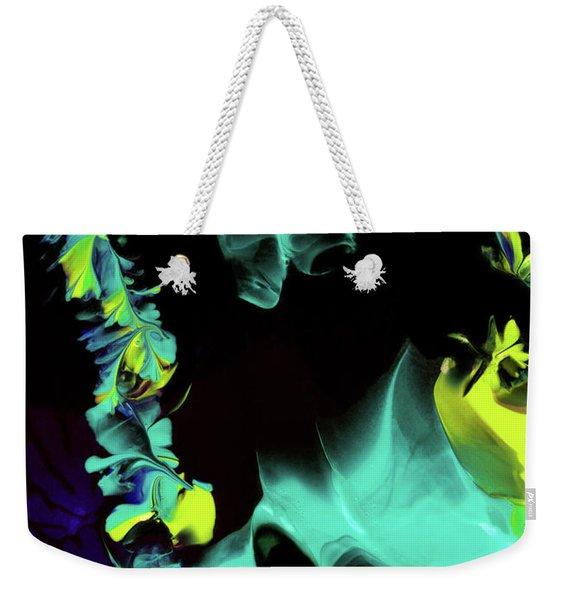 Space Vines Weekender Tote Bag