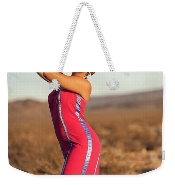 Spanish Dancer Weekender Tote Bag