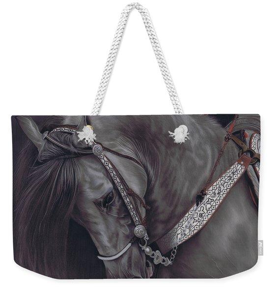 Spanish Horse Weekender Tote Bag