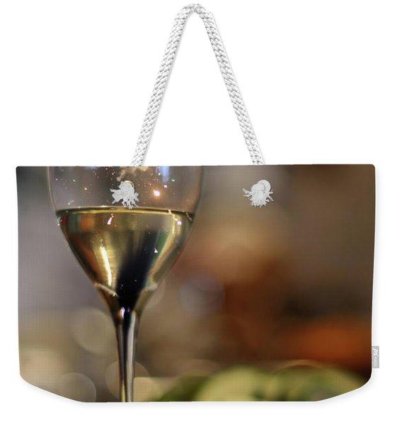 Sparkle Weekender Tote Bag