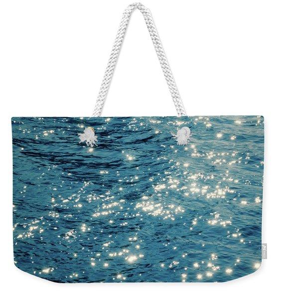 Sparkles Weekender Tote Bag