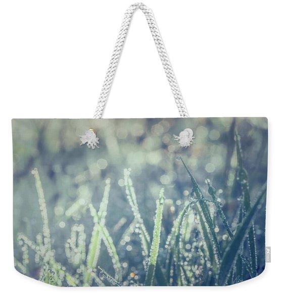 Sparklets Weekender Tote Bag