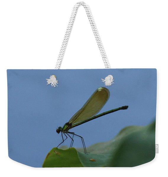 Sparkling Jewelwing #2 Weekender Tote Bag