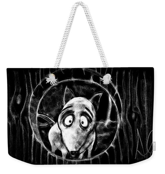 Sparky Weekender Tote Bag