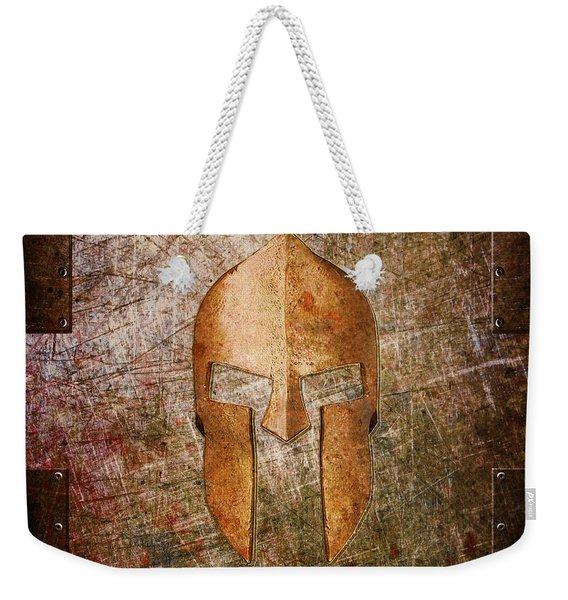 Sparta Weekender Tote Bag