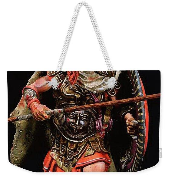 Spartan Hoplite - 05 Weekender Tote Bag