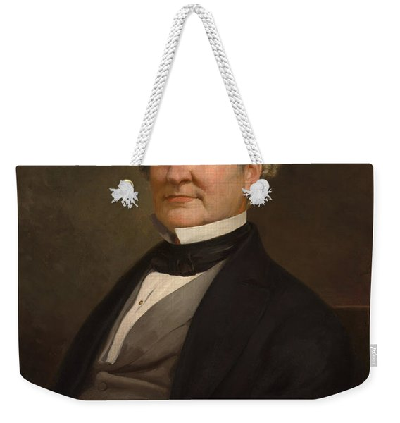 Speakers Of The United States House Of Representatives, William Pennington, New Jersey  Weekender Tote Bag