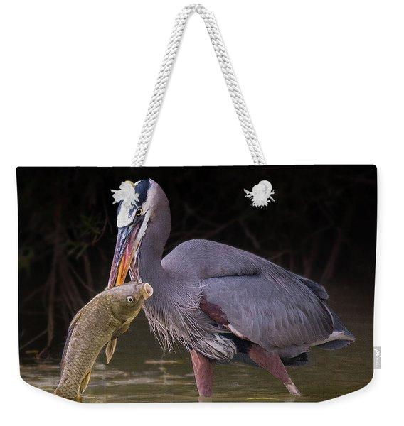 Spear Fisher Weekender Tote Bag