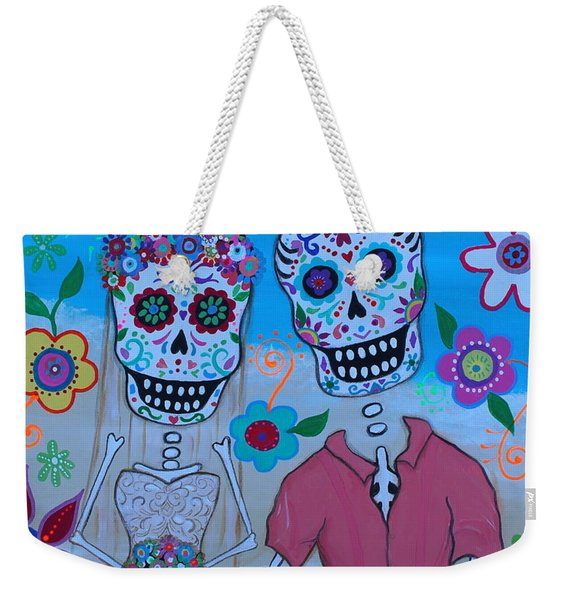 Special Mexican Wedding Weekender Tote Bag