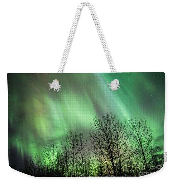 Spectacular Lights Weekender Tote Bag