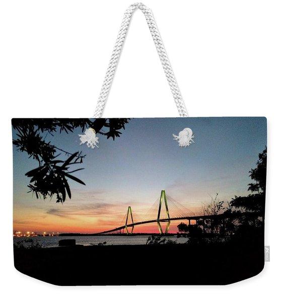 Spectacular Suspension Weekender Tote Bag
