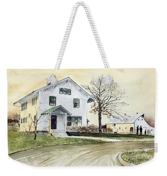 Sperry Homestead Weekender Tote Bag