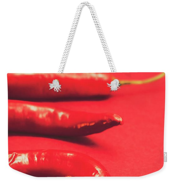 Spice Of Still Life Weekender Tote Bag
