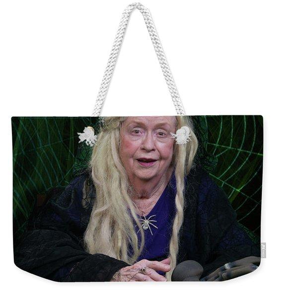 Spider Woman Weekender Tote Bag