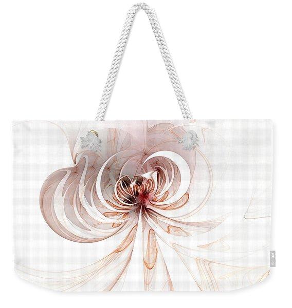 Spiderlily Weekender Tote Bag