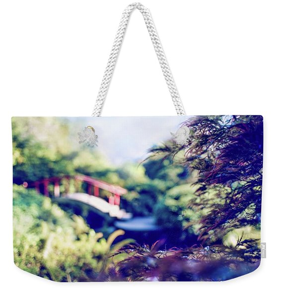 Spidey Morning Weekender Tote Bag