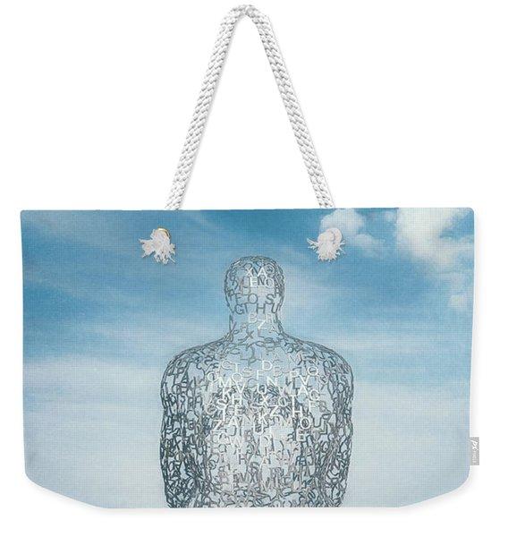 Spillover II Weekender Tote Bag