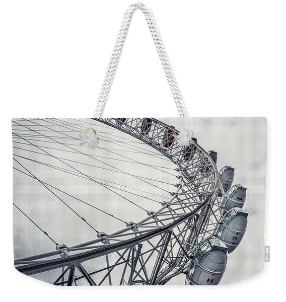 Spin Me Around Weekender Tote Bag