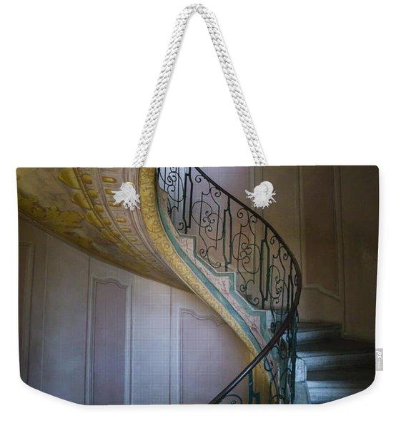 Spiral Staircase Melk Abbey II Weekender Tote Bag