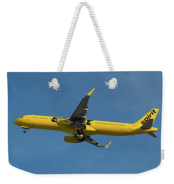 Spirit Air Weekender Tote Bag