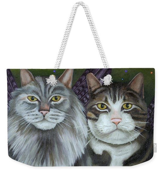 Spirit Animals Weekender Tote Bag