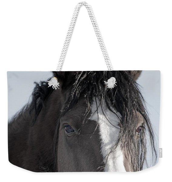 Spirit Horse Weekender Tote Bag