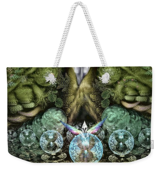 Spirit In The Woods Weekender Tote Bag