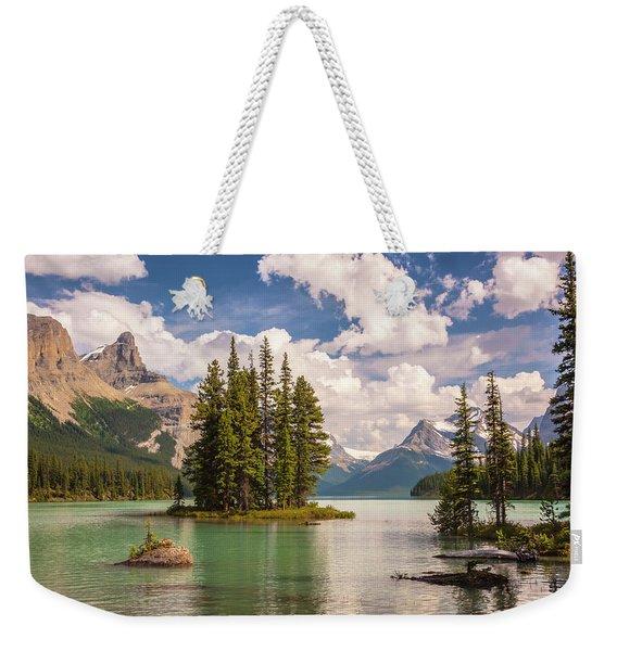 Spirit Island Weekender Tote Bag