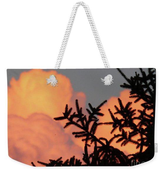 Spirit Pines Weekender Tote Bag