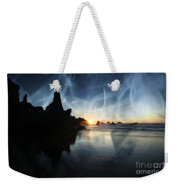 Spirits At Sunset Weekender Tote Bag