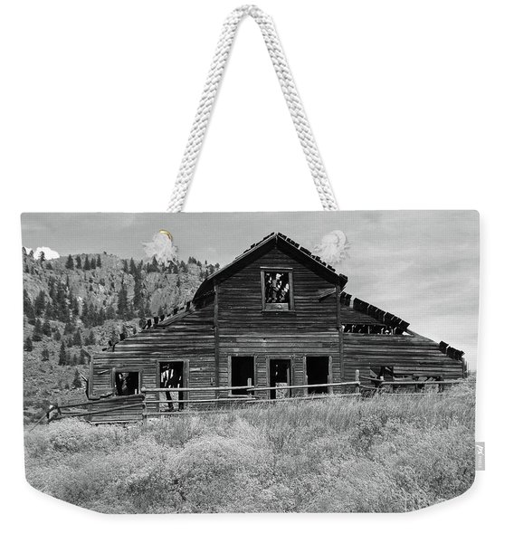 Spirits Of The Roadhouse Weekender Tote Bag