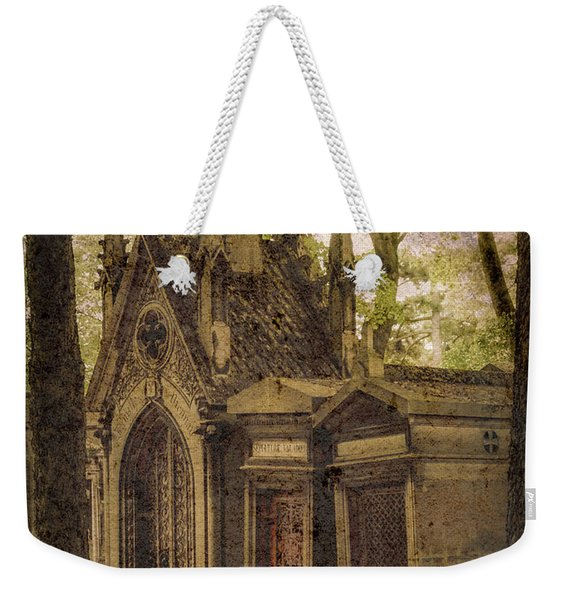 Paris, France - Spirits - Pere-lachaise Weekender Tote Bag