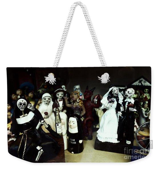 Spirit's Return Weekender Tote Bag