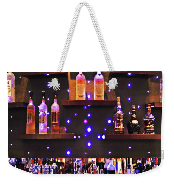 Weekender Tote Bag featuring the photograph Spirits by Scott Cordell