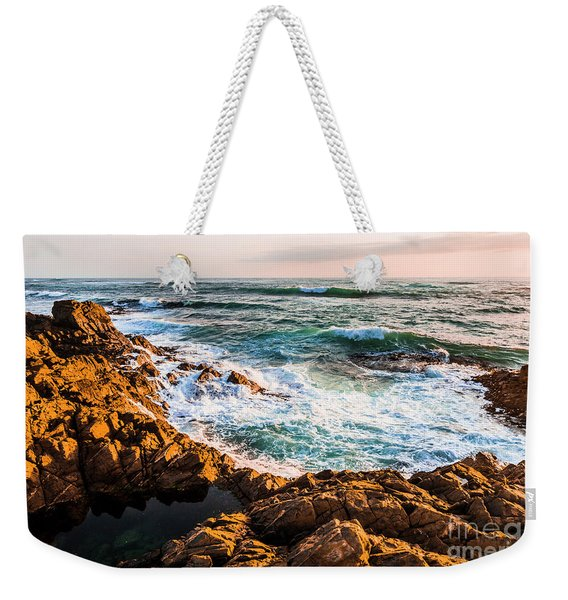 Splash Of Colour Weekender Tote Bag