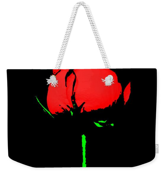 Splash Of Ink Weekender Tote Bag