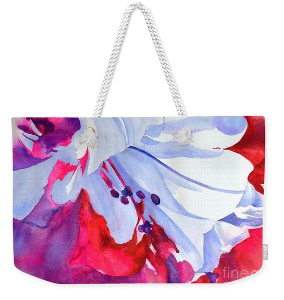 Splash Of Summer  Weekender Tote Bag