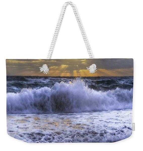 Splash Sunrise IIi Weekender Tote Bag